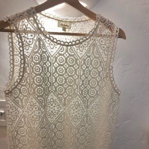 Perfect-Anthropologie Deletta Top